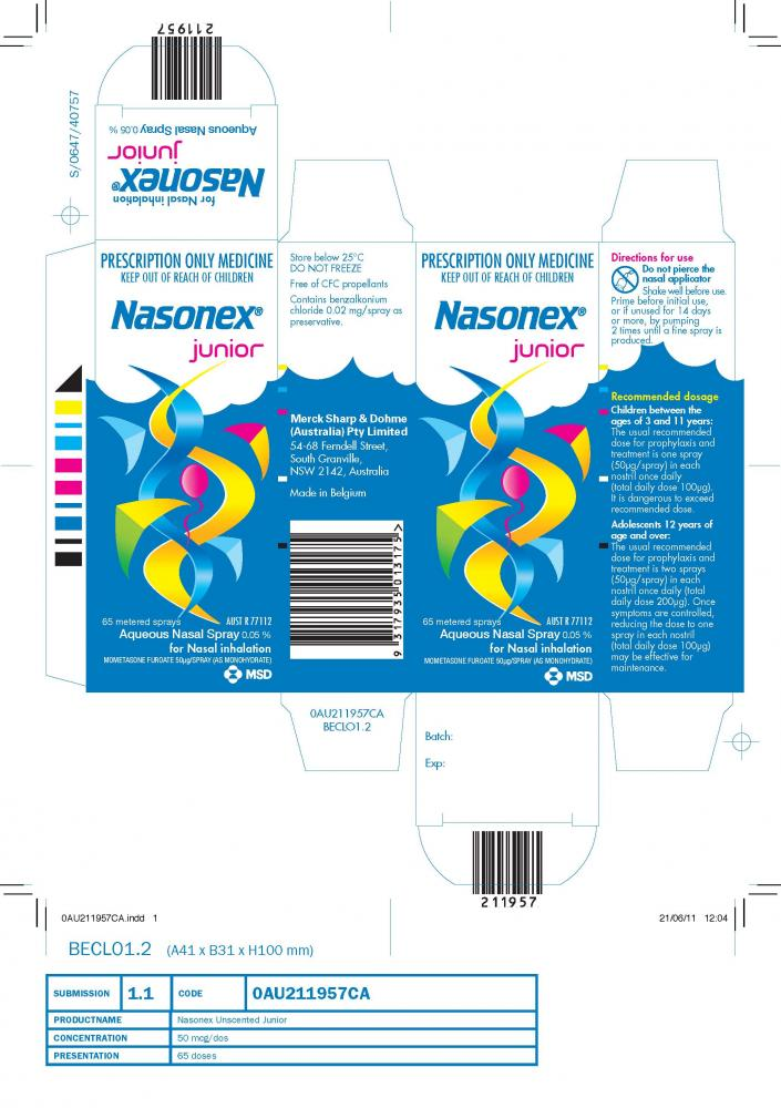 Nasonex discount coupon